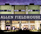 Photos of Allen Fieldhouse