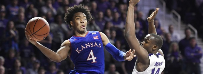 Men's Basketball vs. Kansas State