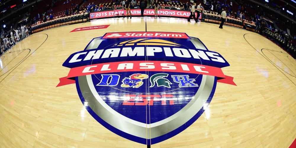 Champions Classic - November 17, 2015